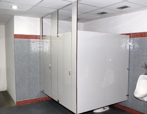 Tabiques para Baños Suspendidos Ultrasanit